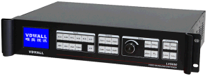 LED Video Seamless Switcher Lvs600 pictures & photos