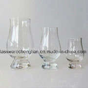 Hand Made Crystal Clear Whiskey Glass Cup (B-C019) pictures & photos