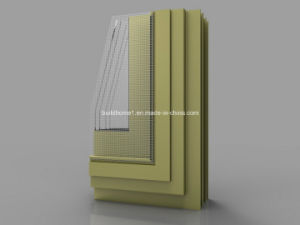 Anodized Bronze Aluminium Doors and Windows pictures & photos