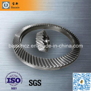 Oil Drilling Rig Bevel Gears pictures & photos