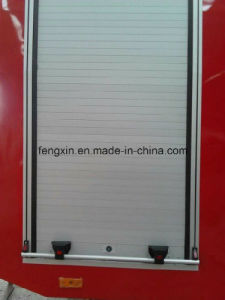 High Quality Silver Truck Roll-up Door pictures & photos