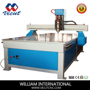 Single Head Woodworking CNC Router Machine for Kitchen Furniture (VCT-1325WE) pictures & photos