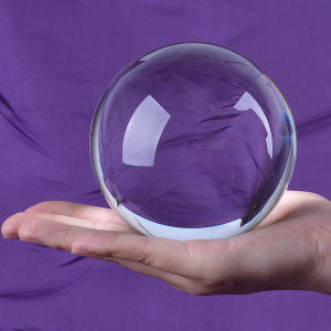 Clear Magic Glass Ball Photographic Crystal Ball pictures & photos