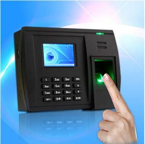 how to configure fingerprint time attendance