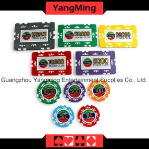 High-Grade Sticker Poker Chip Set 760PCS (YM-TZCP0045) pictures & photos