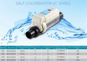Economical Salt Chlorinator for Swimming Pool pictures & photos