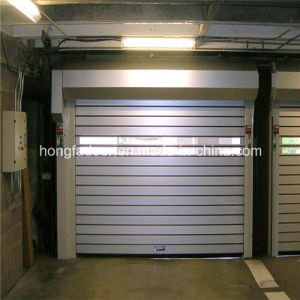 Hard Metal High Speed Roller Shutter Door (HF-120) pictures & photos