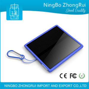 2016 High Capacity Dual USB 10000mAh Universal Solar Power Bank for Mobile Phone pictures & photos