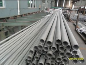 ASTM A312 Ss304/Ss 316L Cold Rolled Seamless Stainless Steel Pipe. pictures & photos