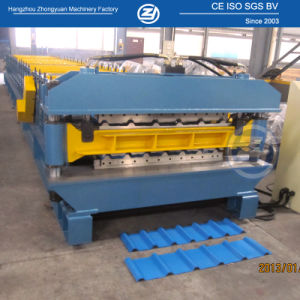 Double Deck Cold Roll Forming Machine pictures & photos