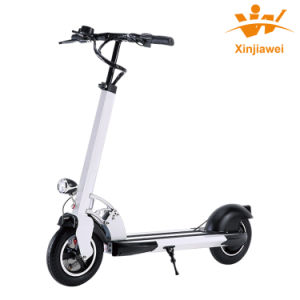 E-Scooter 10inch Foldable Kick Scooter Electric Scooter Folding Scooter pictures & photos