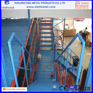 High Quality with CE/ISO Warehouse Mezzanine Rack /Multi-Level Racking pictures & photos