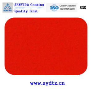 Powder Coating Paint (Red) pictures & photos