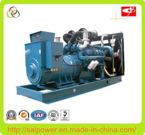 90kw Yuchai Diesel Generator Sets (YC6B135Z-D20)
