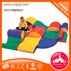 2016 Wholesale Soft Roll Indoor Soft Play for Kindergarten pictures & photos