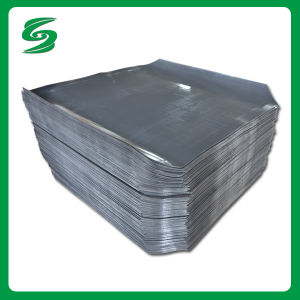 High Strength Recyclable Black HDPE Plastic Slip Sheet (1.0mm) pictures & photos