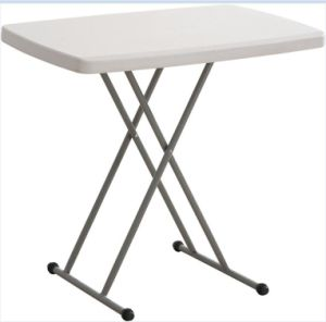 Personal Plastic Folding Table, Outdoor pictures & photos