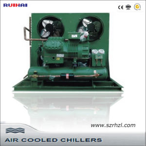 Bitzer Air Cooled Piston Type Condensing Unit for Cold Storage pictures & photos