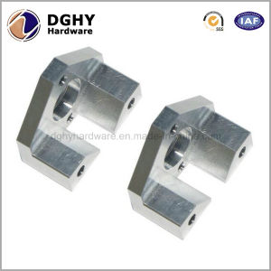 After-Sale Service Machined Aluminum Inclinometer Precision CNC Milling Parts pictures & photos