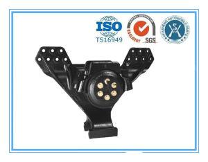 Truck Parts Balance Shaft Spring Bracket Shacman 81.41350.6015
