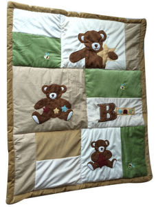 2016 Hot-Sale Baby Quilt 90*114cm Made in China pictures & photos