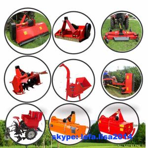 Compact Tractor Pto Rear Finishing Mower (FM100) pictures & photos