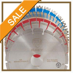 Sunny Diamond Circular Saw Blade for Stone Granite Marble Cutter pictures & photos
