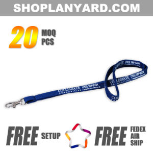 Plain Tubular Lanyard with Different Attachments (TL12AXA-8)