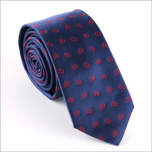 New Design Fashionable Silk/Polyester Woven Tie pictures & photos