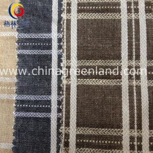 Cotton Linen Jacquard Fabric for Textile Home Sofa (GLLML132) pictures & photos