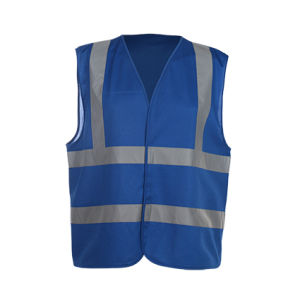 Four Colours Summer High-Visibility Refelective Safety Vest pictures & photos