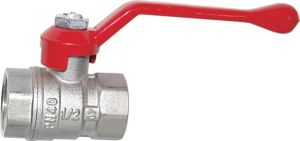 Brass Forged Female Hl Ball Valve (a. 0107)