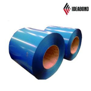 PPG Construction Material Pre-Painted Aluminum Coil pictures & photos
