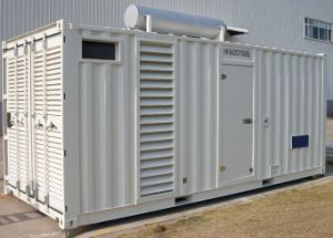 1000kVA Cummins Containerized Power Generator Set