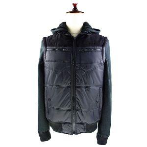 Man Bomber Jacket Long Sleeve Winter Jacket
