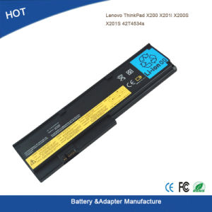 Laptop Battery for Lenovo Thinkpad X200 X201I X200s X201s 42t4534 pictures & photos
