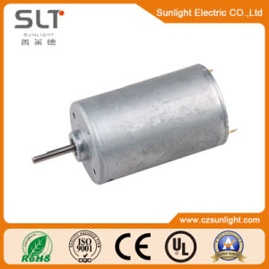 12V Driving Excited Little Brush DC Motor for Sale pictures & photos