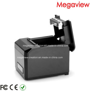 80mm Thermal Receipt POS Printer with WiFi+USB+LAN Ports for restaurant and Retail Store (MG-P688USW) pictures & photos