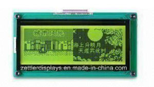 Graphic LCD Display Module 198X64 Dots with Y/G Backlight pictures & photos