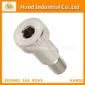 ANSI Stainless Steel Plain Finish, Hex Socket Drive Shoulder Screw pictures & photos