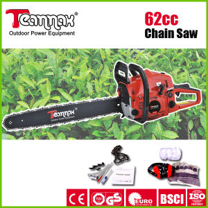61.5cc High Quality Quick Start Gasoline Chain Saw pictures & photos