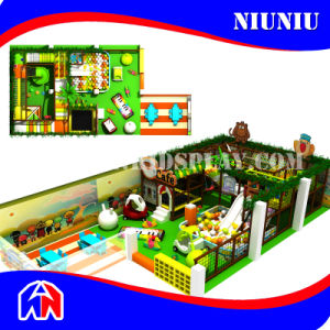 Forest Tree Theme Soft Indoor Playground for Children pictures & photos