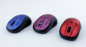 Wireless Mouse of Mini Size Design pictures & photos