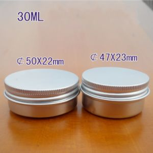 30ml Aluminum Box with a Screw Top pictures & photos