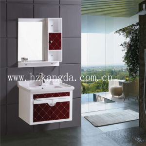 PVC Bathroom Cabinet/PVC Bathroom Vanity (KD-539) pictures & photos