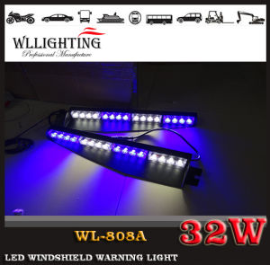 32W LED Emergency Vehicle Lights for Truck/Police/Patrol Wagon pictures & photos