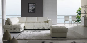 Modern Living Room Genuine Leather Sofa (BO-3888) pictures & photos
