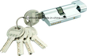 High Quality Brass/Zinc Computer Key Lock Cylinder (C3360-121 CP -291 CP) pictures & photos