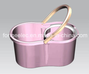 Mop Bucket Injection Mould Design Manufacture Plastic Mold pictures & photos