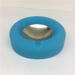 Eco-Friendly Safe Creative Customize Siicone Round Ashtray pictures & photos